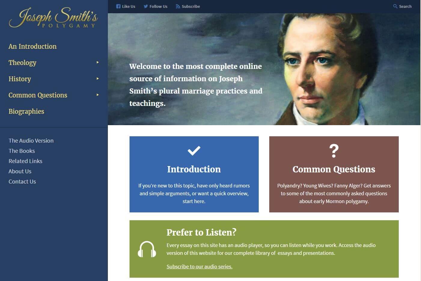 polygamy essay urx gun control essay against polygamy  welcome mormon polygamy documents joseph smith s polygamy website